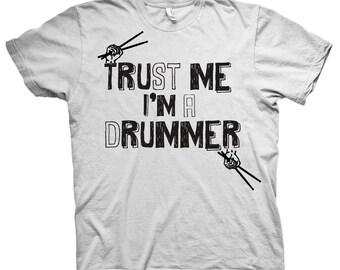 TRUST ME I'm a drummer - TShirt