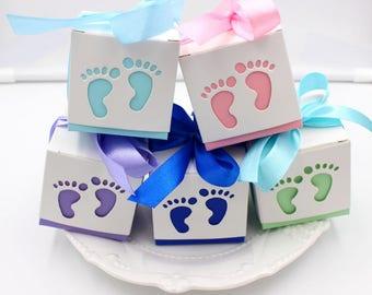 Girl Baby Shower Favors Boy Baby Shower - Gender Reveal Party Favors Boy - Favor Boxes Baby Favor Girl Baby Favor Boy - Gender Reveal Boxes