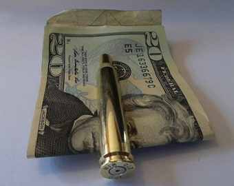 Bullet Money Clip