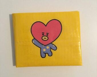 BT21 TaTa Duck Tape Wallet