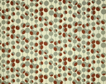 Amy Butler Midwest Modern 2 Martini Grey Fabric by the Yard AB26-GREY