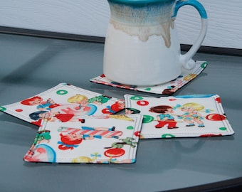 Retro Coasters