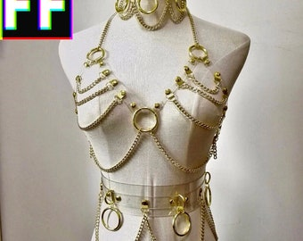 Gold Digger O-Ring Harness Set