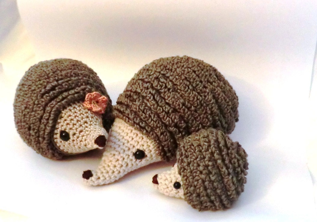 Amigurumi Magazine Pdf : Family amigurumi pdf crochet pattern