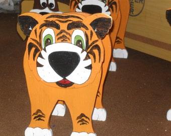 Tiger Planter Box