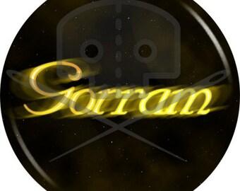 Firefly/Serenity - Inspired GORRAM button