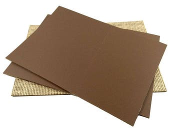 ABIG Brand A4 Lino Sheets - 3.2mm Thick - Hessian Backed