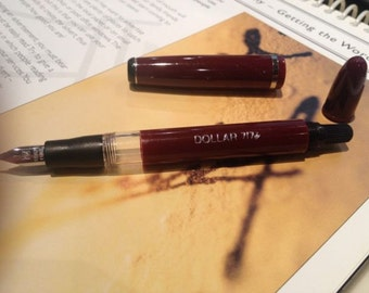 Fountain pen dollar 717i