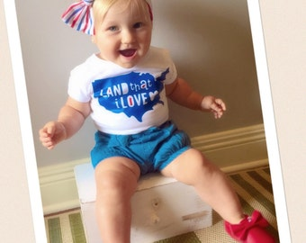 Fourth of July, baby boy outfit, baby girl outfit, baby clothes, handmade onesie, baby shower gift, baby onesie funny, personalized onesie