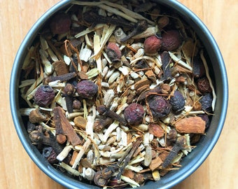 Tick Tea, Herbal Tea to help soothe and relieve the symptoms of tick-borne illnesses