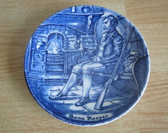 "Enoch Wedgwood Tunstall Ltd ""Game Keeper"" Pin dish"