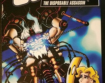 Scud The Disposable Assassin #20 (1997) Comic Book