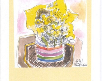 LoLa Bouquet CARD