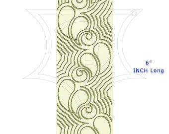 Pattern Plate 831