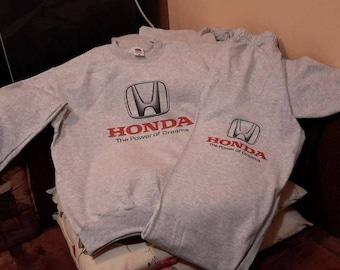 "Winter set ""Honda"""