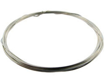 Silver Solder Wire Easy 20ga 2 Foot Package