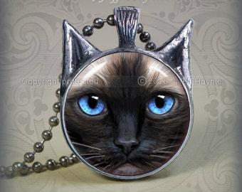 SI4 SiAMESE CAT Pendant