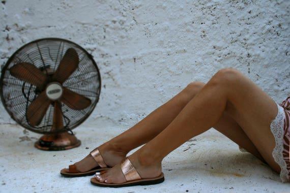 sandals Grecian classic sandals handmade slide sandals ancient leather leather Marbe sandals IRIS Summer Handmade sandals sandals Greek gU8Ix8