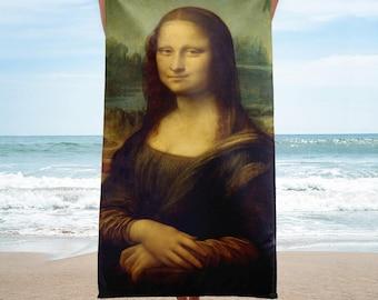 Leonardo da Vinci, Mona Lisa  - Towel