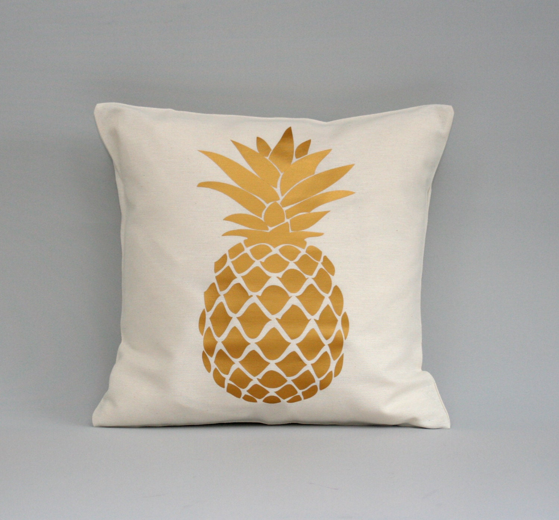 cushion house metallic cover west pin elm pillows pillow pinterest gold chevron