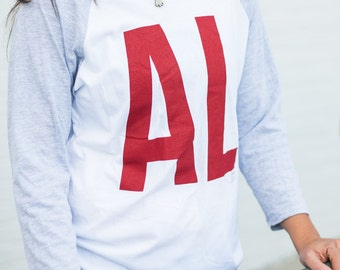 Alabama Classic Gameday Baseball Tee