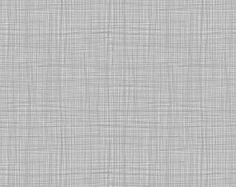 LINEA LINEA x50cm gray cotton fabric