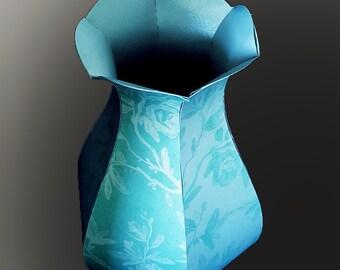 Fancy Vase Template