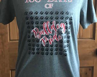 100 Days of Bulldog Pride