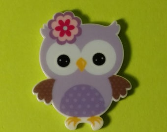 Owl Planar Resin