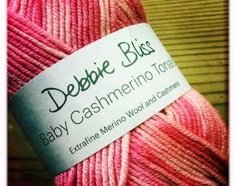 Debbie Bliss Cashmerino Tonals - Blossom