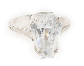 Coffin Gems® - 10CT SOLITAIRE RING