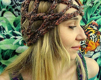 Two Renaissance Hats  For The Fair Maiden in You Bargain Priced Choose Your Colors