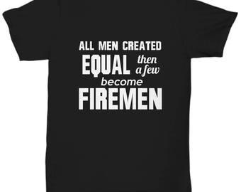 Fireman, Fireman T-shirt, Fireman Shirt, Fireman Tshirt, Fireman Gift, Gift For Fireman, Fireman T Shirt, Fireman Tee, Firefighter Tshirt