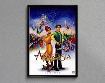 Anastasia Movie Poster | MOVEF3401