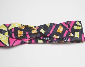 headwrap, headband, african fabric, ankara, wax fabric