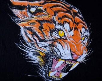 Tiger Tee & Raglan