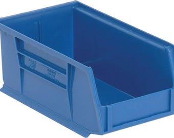 10 USED Plastic Stackable Bins Storage Bins Organizer Bins Hardware Bins Bead  sc 1 st  Etsy & Scrapbooking Boxes u0026 Bins | Etsy