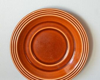 Vintage Hornsea saucer Heirloom  OT3