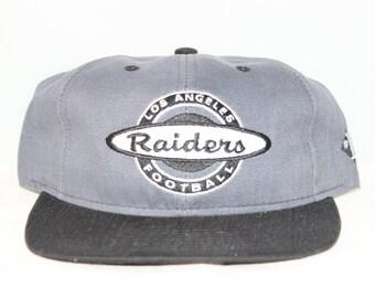 Vintage Deadstock Los Angeles Raiders NFL Snapback Hat