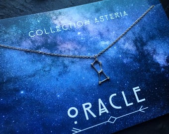 Constellation Necklace | Orion | Pendant constellation | Stars necklace | Astronomy necklace