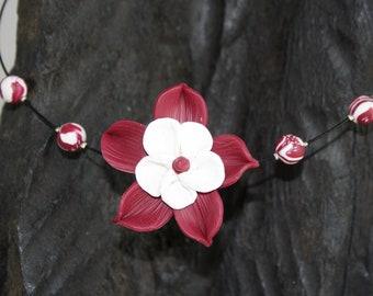 Flower chocker
