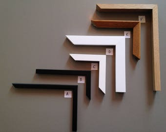 Framing & Mounting Options
