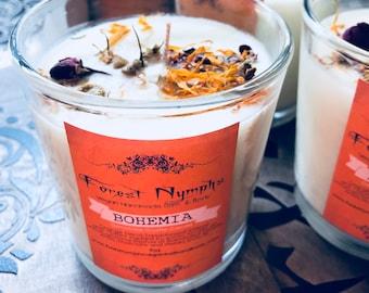 Bohemia Gemstone Candle