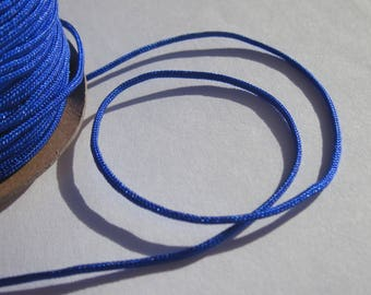 1 m of thread for jewelry cotton and polyester 1 mm thick (55)