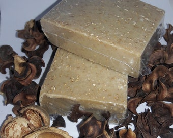 Lavender Oatmeal- No Colorant- Handmade Soap
