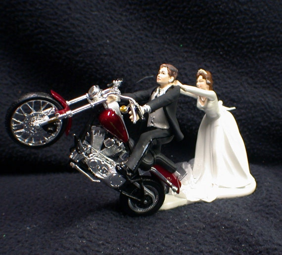 motorcycle wedding cake knife motorcycle wedding cake topper w harley davidson 17611