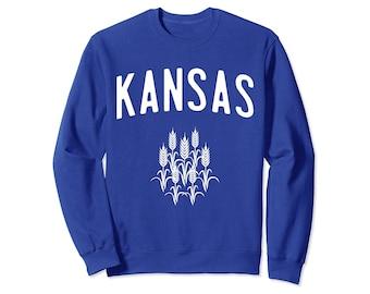 PREMIUM KANSAS State Tshirt I Love Kansas Home Hoodie