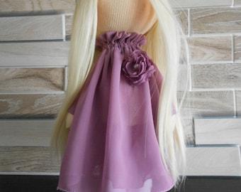 Handmade doll Giselle