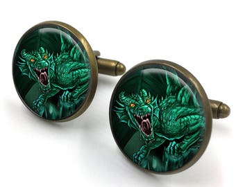 Dragon Cuff Links, Dragon Cufflinks, Dragon Jewellery, Dragon Jewelry,Men Dragon Cufflinks,Dragon Gifts for Men,gift for men,gift for him 10