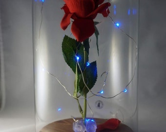 Enchanted Rose Beauty and the Beast, Beauty and the beast,